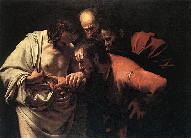 Croire sans voir dans Communauté spirituelle saint-thomas