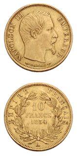 or_demi napoleon