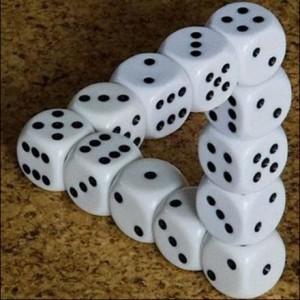 illusion optique des