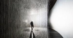 pluie qui ne mouille plus